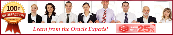Best Oracle Training In Chennai